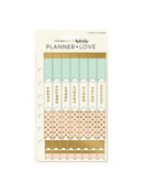 Coral Planner Love Sticker Sheets