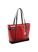 Serafina Leather Tote