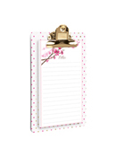 Clipboard with Notepad