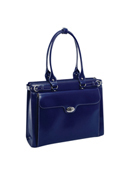The Winnetka Ladies Leather Briefcase