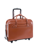 The Willowbrook Detachable-Wheeled Ladies Briefcase