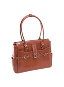 Willow Springs Leather Ladies Briefcase