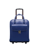 La Grange Vertical 2-in-1 Removable Wheeled Ladies' Briefcase