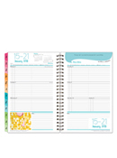 Her Point of View Wire-bound Weekly Planner