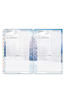Seasons Ring-bound One-Page-Per-Day Planner