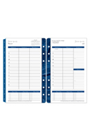 Monticello Ring-bound Weekly Planner