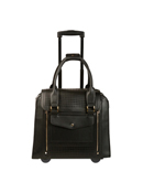 Zadie Collection Rolling Tote
