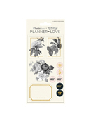 Blush Florals Planner Love Sticker Sheets