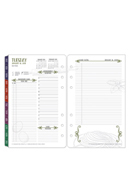 Foodie Daily Ring-bound Planner