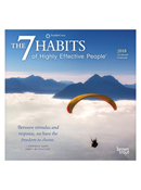 The 7 Habits of Highly Effective People 2018 Mini Calendar