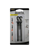Gear Tie Clippable Twist Tie 3 in. - 2 Pack