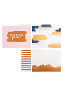 File Folders - Brushed Copper by My Mind's Eye LLC