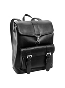 Hagen Leather Laptop Backpack