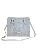 Crocodile Tote by Hang Accessories