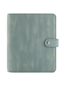 Ellie Simulated Leather Snap Binder by Global Sourcing Group