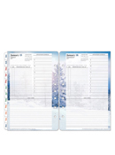 Seasons One-Page-Per-Day Ring-bound Planner