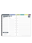 Wanderlust Daily Planner by FranklinCovey