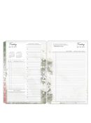 Blooms Daily Ring-bound Planner by FranklinCovey