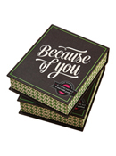 Because of You Graitude Notecard Kit