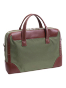 Harpswell Nylon Briefcase
