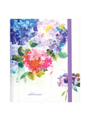 Address Book Hydrangeas