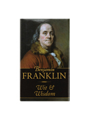 Benjamin Franklin Wit and Wisdom Book