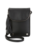 Mobile Leather Crossbody
