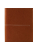 Ryder Leather Open Binder