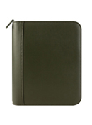 FC Signature Leather Zipper Binder by FranklinCovey