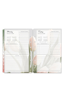 Classic Blooms One-Page-Per-Day Ring-bound Planner