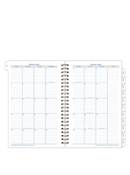 Compass Monthly Wire-bound Planner