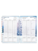 Seasons Weekly Ring-bound Planner