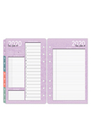 Serenity Daily Ring-bound Planner