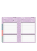 Serenity One Page Per Day Ring-bound Planner
