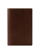 Baria Leather Open Binder