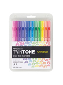 Twintone Markers