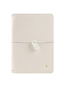 Splendor Planner Love Simulated Leather Elastic Travelers Cover