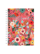 Spiral Medium Notebook