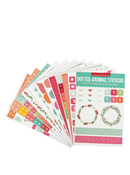 Essentials Dotted Journal Planner Stickers