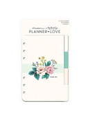 Splendor Planner Love Tab Dividers