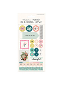 Splendor Planner Sticker Sheets