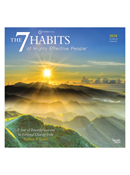 The 7 Habits 2020 Calendar by FranklinCovey