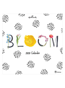 2020 Bloom Wall Calendar