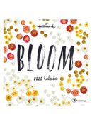 2020 Bloom Mini Calendar