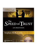 Speed of Trust Live from L.A. Audio