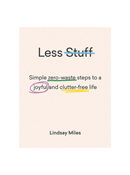 Less Stuff Book