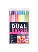 Dual Brush Pen 20pk