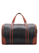 Kinzie Leather Duffle