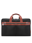 Wellington Nylon with Leather Trim Duffle