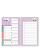 Serenity Two Page Per Day Ring-bound Planner